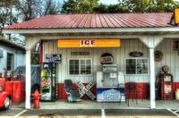 Gas station with history