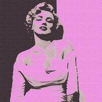 MARILYN IN THE PINK