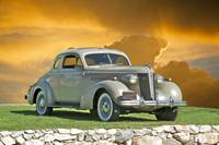1937 Buick 46-S Sport Coupe