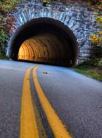 Ferrin Tunnel on the Blue Ridge