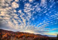 Clouds over Graveyard Fields