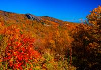 Slopes of Grandfather Mountain