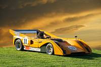1971 McLaren M8E Can Am Race Car