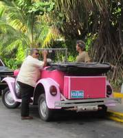Pink Taxi I