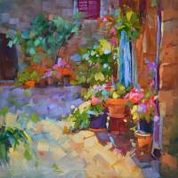 """""""""""Tuscany in Bloom"""""""" by Dreama"""