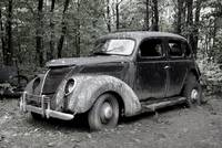 1937 Ford Ready For Restoration