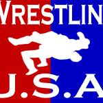 U.S.A. Wrestling logo