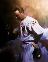 Lou Gehrig, MLB New York Yankees Art