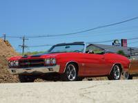 1970 Chevelle SS396 Convertible