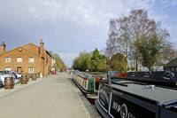 Narrowboats at Fradley Junction (30547-RDA)