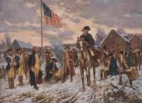 George Washington at Valley Forge