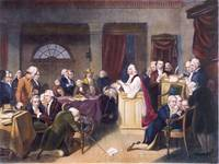 Opening Prayers at the Constitutional Convention