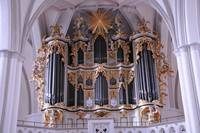 St. Mary's Pipe Organ Berlin, Germany