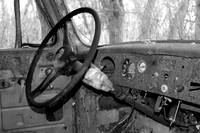 Old Truck- Dash, Kent County Ontario