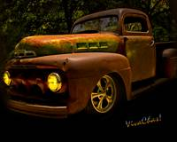 Ford Rat Rod Truck