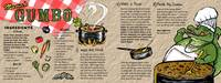 Mama's Gumbo by Anna Wilson by They Draw & Cook & Travel