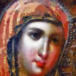 The Virgin Mary by Leapdaybride Visual Arts