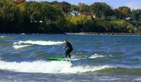 Surfing Great Lakes