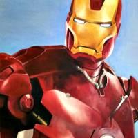 Iron Man Art Prints & Posters by Thomas Staples