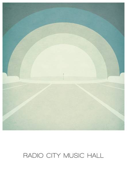 Radio City Music Hall 2 w
