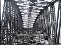 Inside Sydney Harbour Bridge