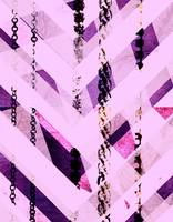 Abstract #4 - Pink and Purple Image