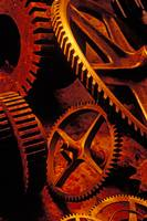 Old Rusty Gears