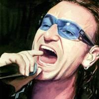 """Bono: A Mole!"" by KellyEddington"