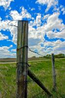 Nebraska Fence Post
