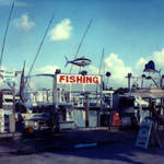 Fishing Boats, Ft Lauderdale FL
