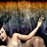 Woman Smoking a Cigarette by Leapdaybride Visual Arts
