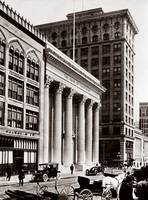 Bank of California, San Francisco c1910 by WorldWide Archive