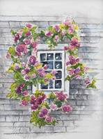 Rose Cottage Window