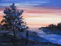 I Will Awake the Dawn with My Praise ~ Psalm 57:7- by KIM KLOECKER