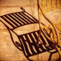 Chair Shadow#1 by Joe Gemignani