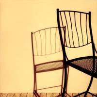 Tall Chair Shadow#2 by Joe Gemignani