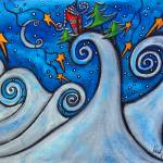 Winter Waves by Juli Cady Ryan