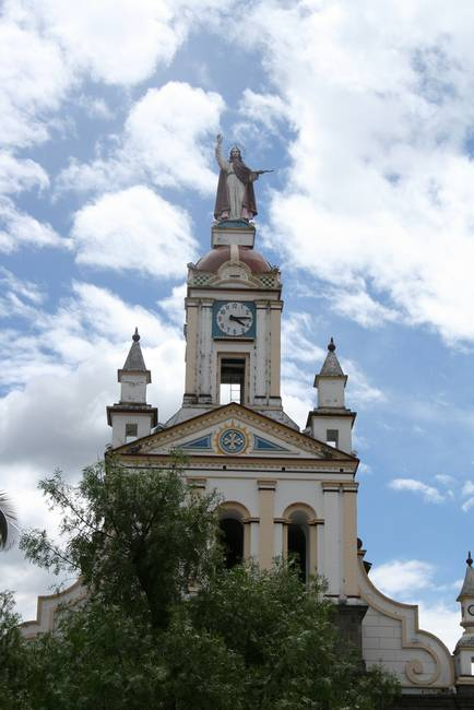 Matriz Cathedral in Cotacachi