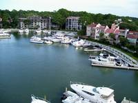 Hilton Head Marina, South Carolina