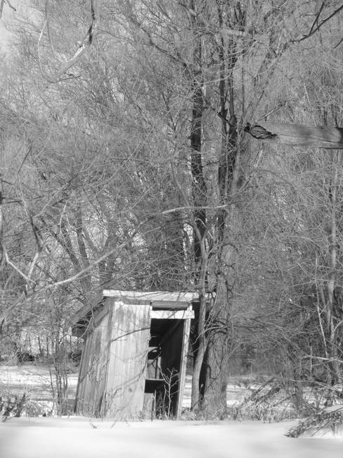 Outhouse Snowbound