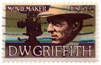D. W. Griffith Commemorative Stamp