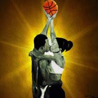 Love and Basketball 2006 Art Prints & Posters by Rory Ivey