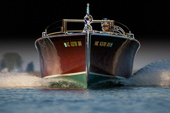 Art of the Wooden Boat