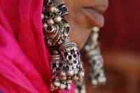 Paarvati Bai's Earrings