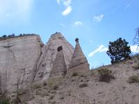 Tent Rocks Cones and Caps, National Monument, NM