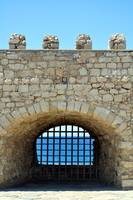 Fortification: Venetian castle (Koules), in Crete,