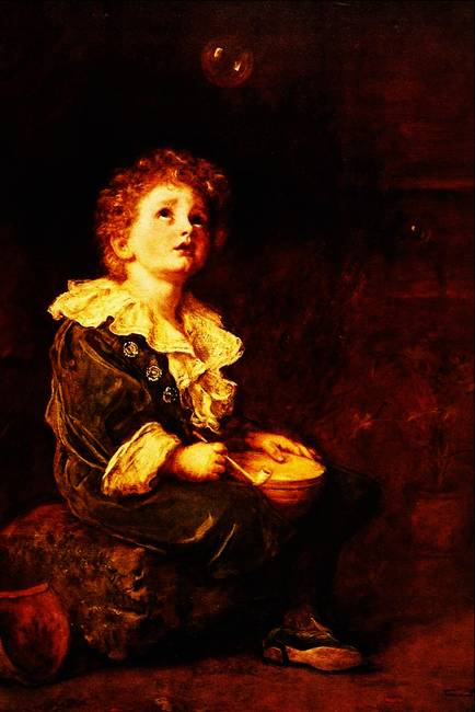 Bubbles Sir John Everett Millais