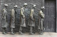 Franklin Delano Roosevelt Memorial in Washington D
