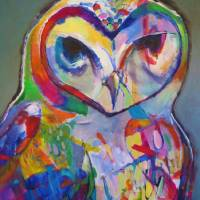 Who Loves Color Art Prints & Posters by Scarlet Owl Studio