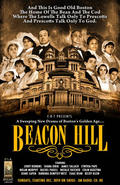 Beacon Hill - Series 1 Promotional Poster